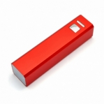 Power Bank Tower Red, 2600 mAh
